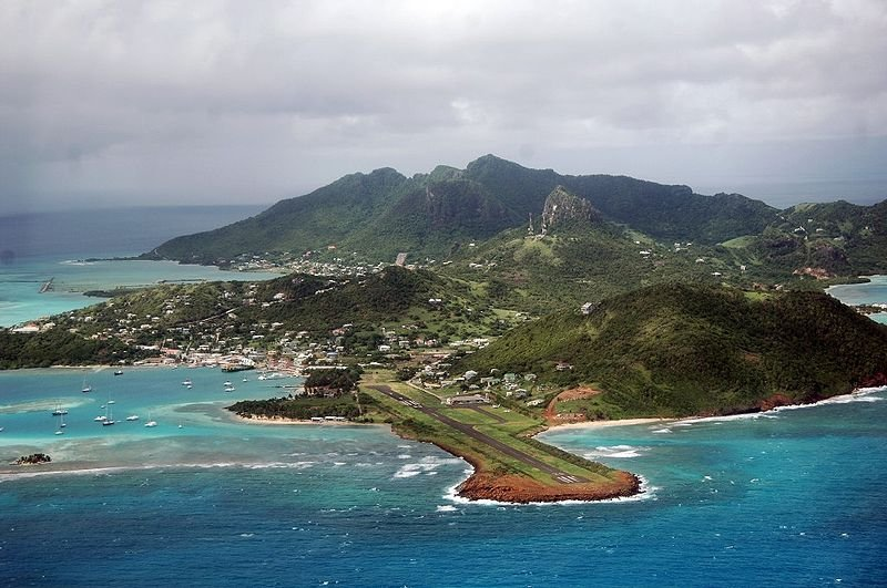 Union Island, the Grenadines
