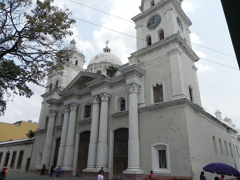 Valencia Cathedral, Valencia, Venezuela