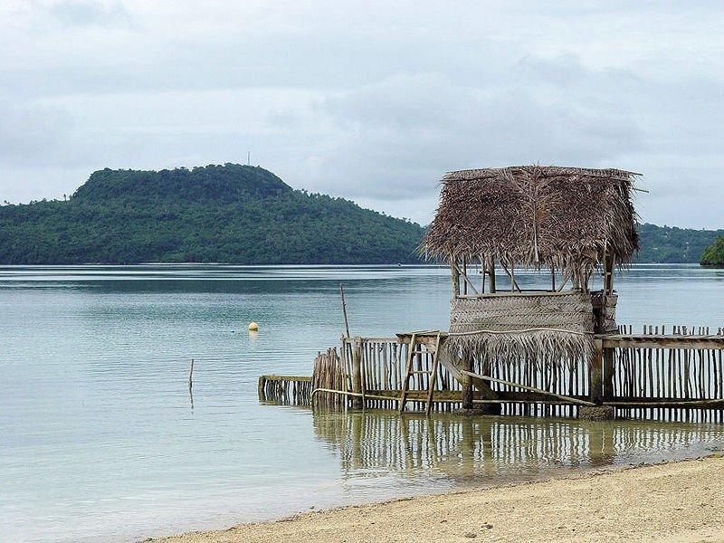 Vava'u Beach, Tonga