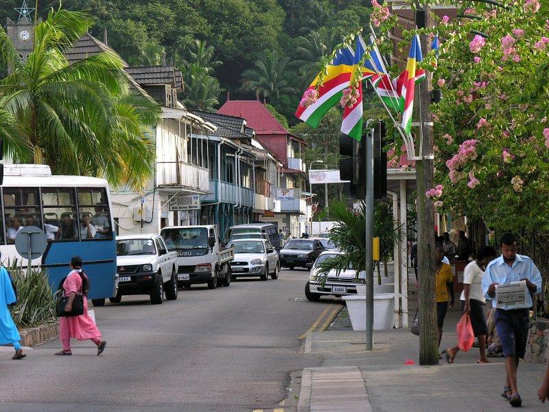 Victoria, Mahé, Seychelles