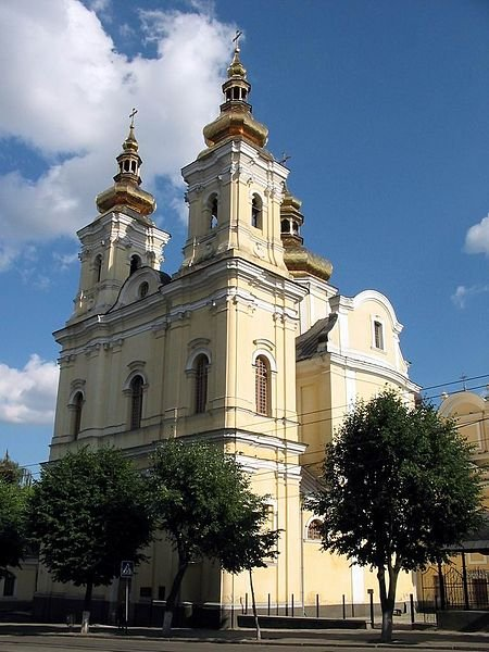 Cathedral of Vinnytsia, Ukraine