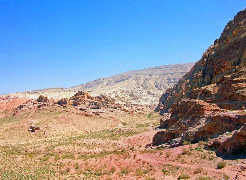 Wadi Musa, Petra, Jordan