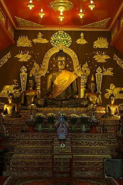 Wat Phra Kaeo, the White Temple of Chiang Rai