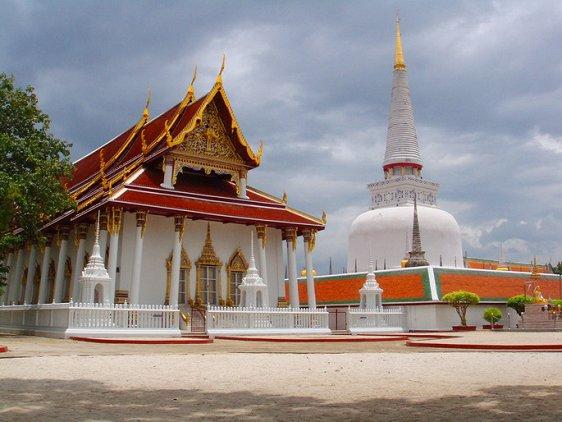 Wat Phra Mahathat Woramahawihan, Nakhon Si Thammarat