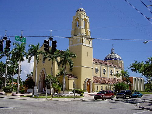 Cathedral of St Mary, Miami