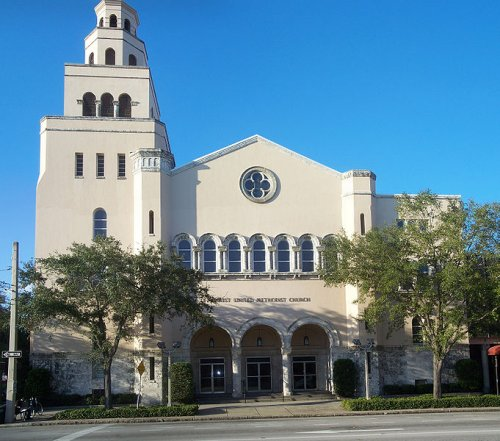 Christ United Methodist Church, St Petersburg, Florida