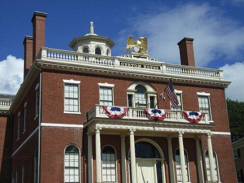 Custom House, Salem Maritime National Historic Site