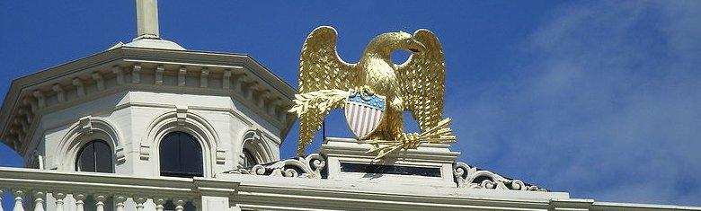 Eagle Crest, Custom House, Salem, Massachusetts