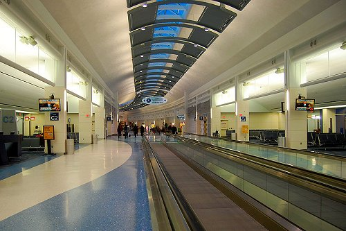 Jacksonville International Airport Concourse