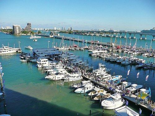 Sea Isle Marina, Miami