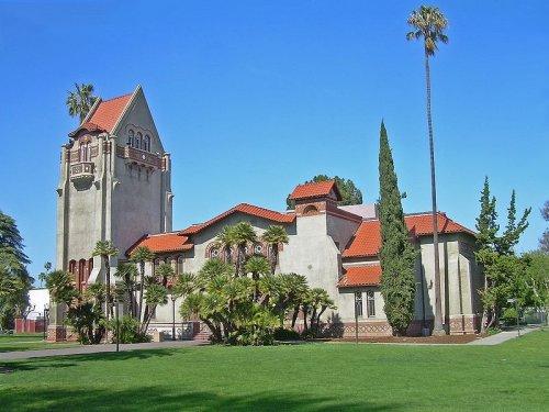 Tower Hall, San Jose State University