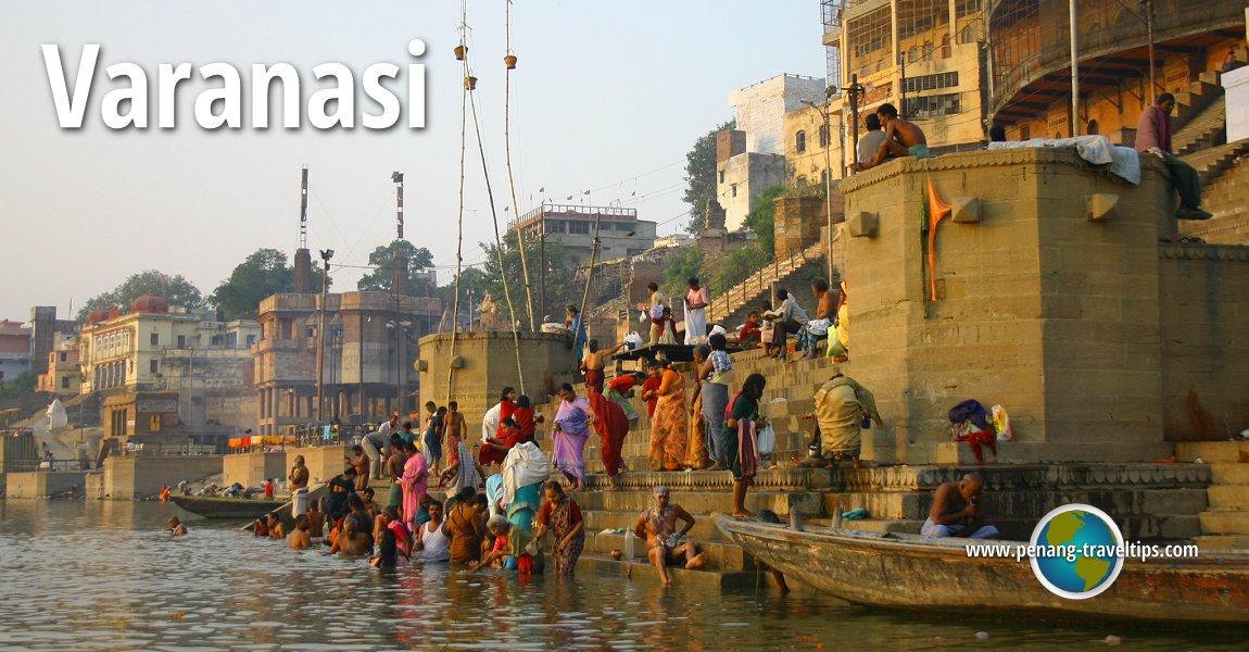 Dawn in Varanasi, India