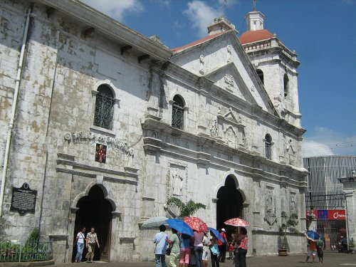 Basilica of Santo Niño, Cebu City
