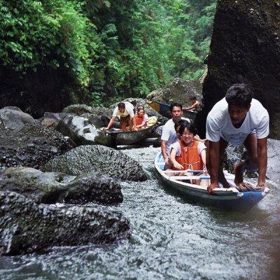 Boatride to Pagsanjan Falls