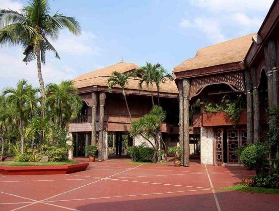 Coconut Palace, Pasay City, Metro Manila