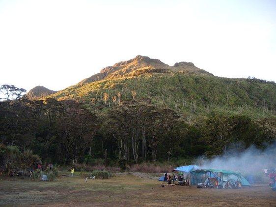 Mount Apo, Mindanao