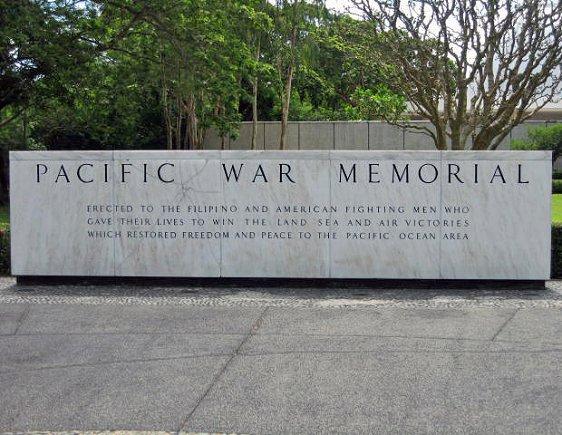 Pacific War Memorial, Corregidor Island