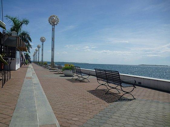 Paseo del Mar Promenade, Zamboanga City