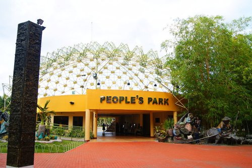 People's Park, Davao City