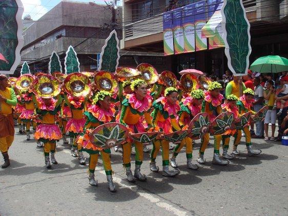 Pintados-Kasadyaan Festival, Tacloban City, Leyte