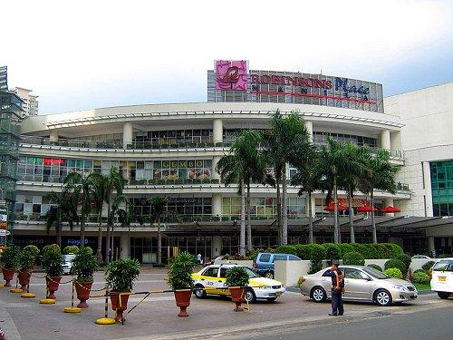 Robinsons Place Manila Shopping Mall