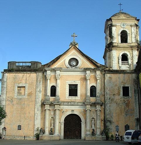 San Agustin, Manila
