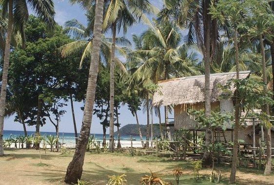Seaside in Palawan