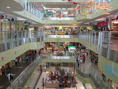 SM City Cebu, the biggest shopping mall in Cebu City