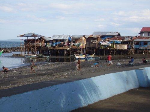 Village near Magsaysay Park, Davao City