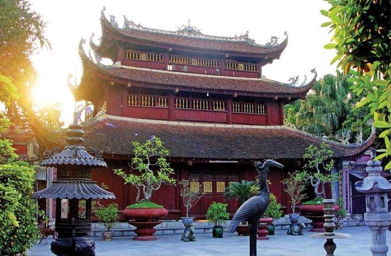 Du Hang Pagoda, Hai Phong