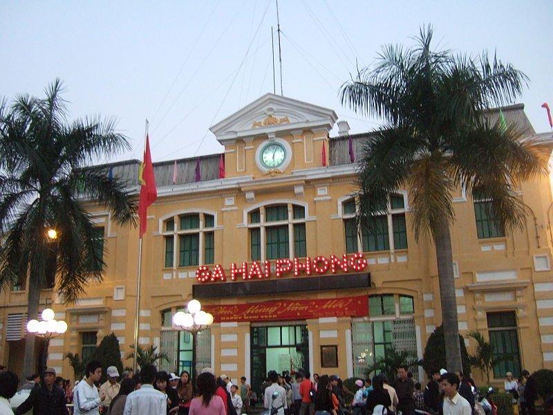 Hai Phong Station, Vietnam