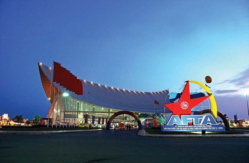 Haiphong International Trade & Exhibition Centre, Hai Phong