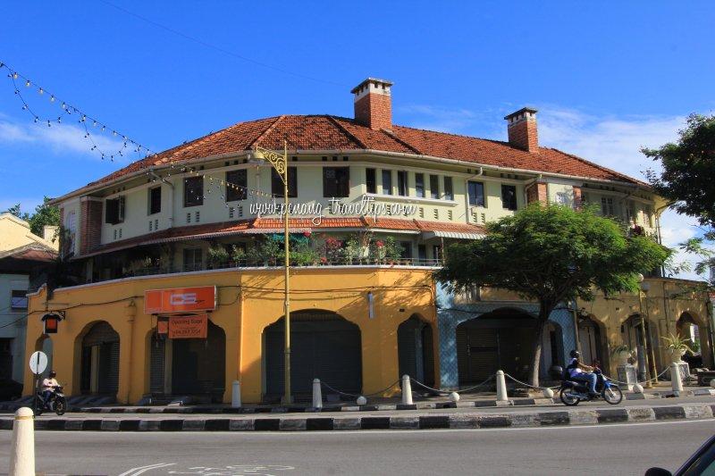 104 & 106 Pitt Street, Penang