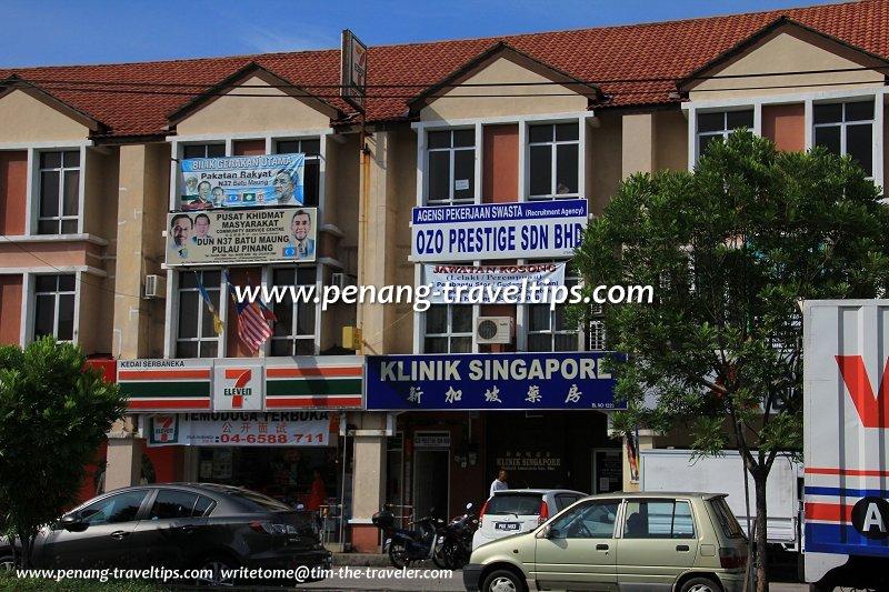7 Eleven Stores In Penang Pulau Pinang
