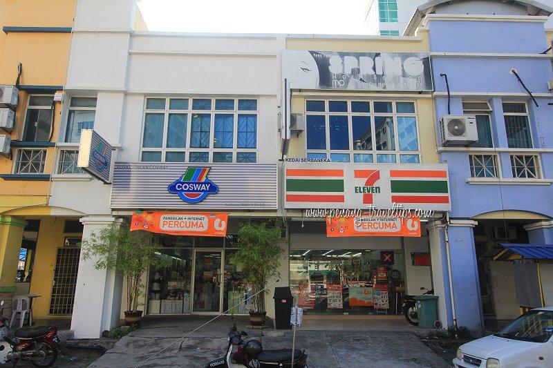 7-Eleven Lebuh Sungai Pinang