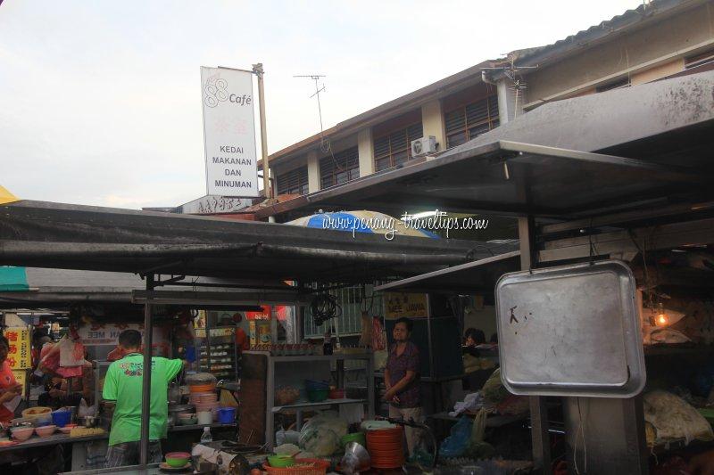 88 Cafe, Jelutong, Penang