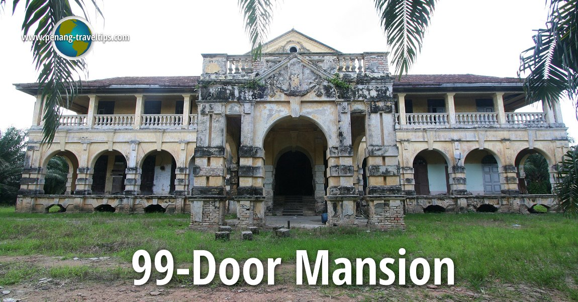 99 Door Mansion, Nibong Tebal