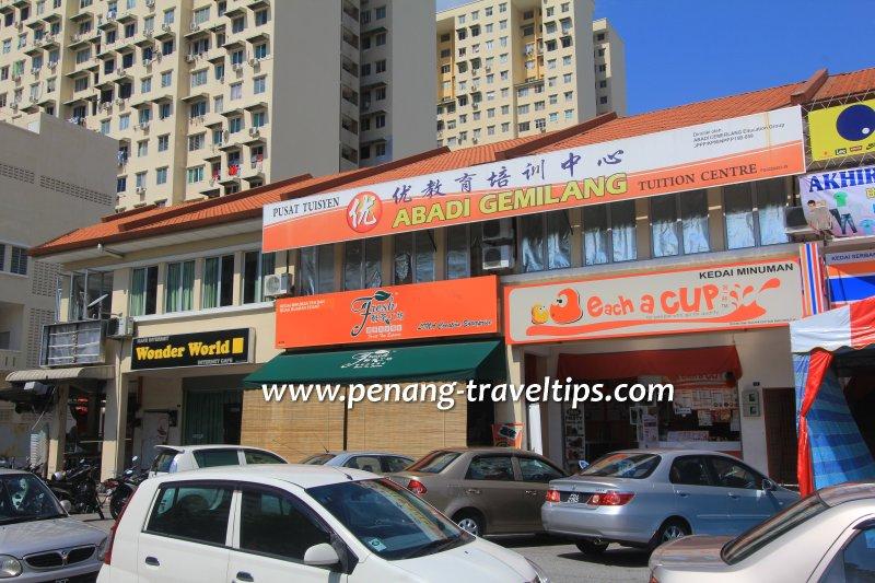 Abadi Gemilang Tuition Centre, Macallum Street Ghaut
