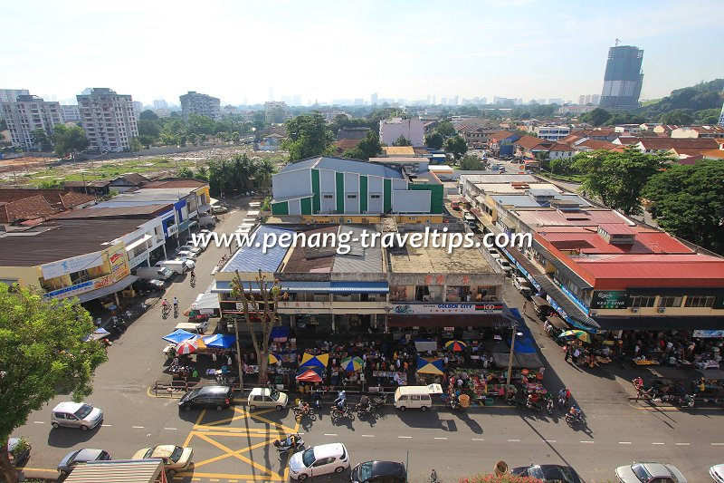 Air Puteh Market
