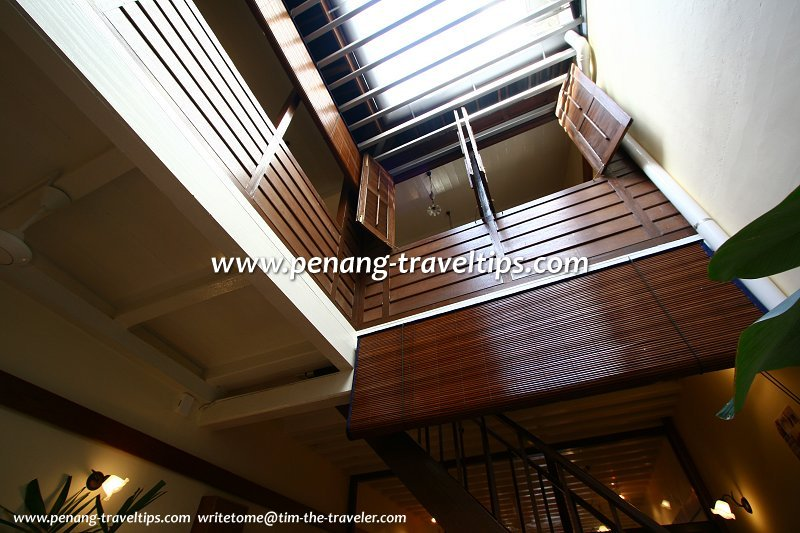 Airwell, Penang Heritage Trust
