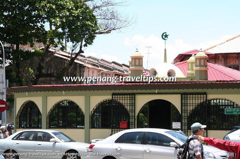 Al-Jamiul Azzakirin Mosque