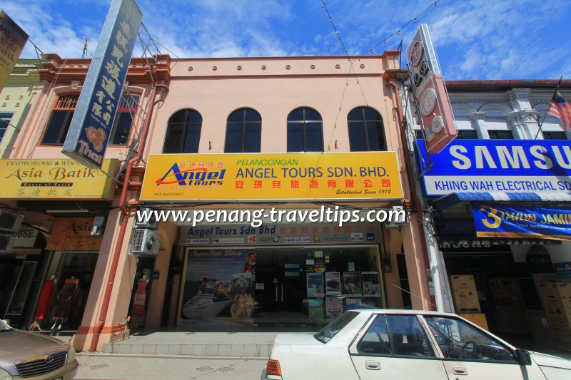 Angel Tours Sdn Bhd