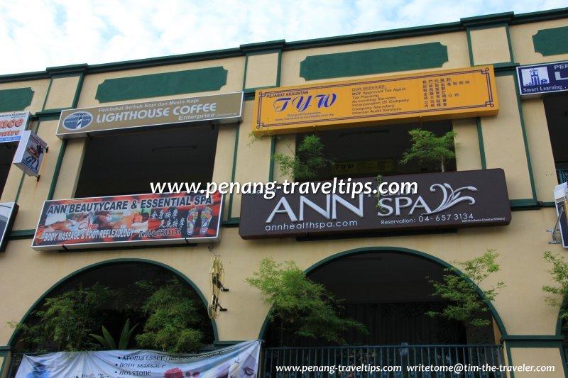 Spas in Penang