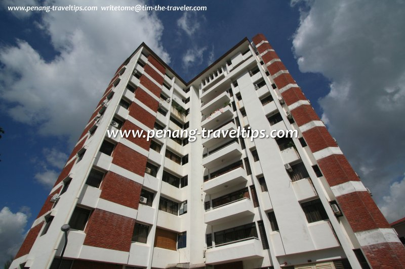 Anson Apartment, George Town, Penang