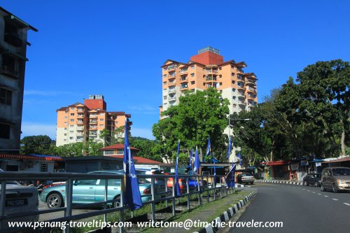 Apartments in Teluk Kumbar