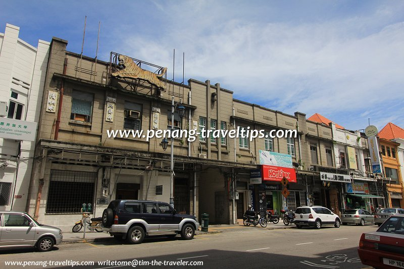 0d5eec82d93b Art Deco Style Architecture in George Town