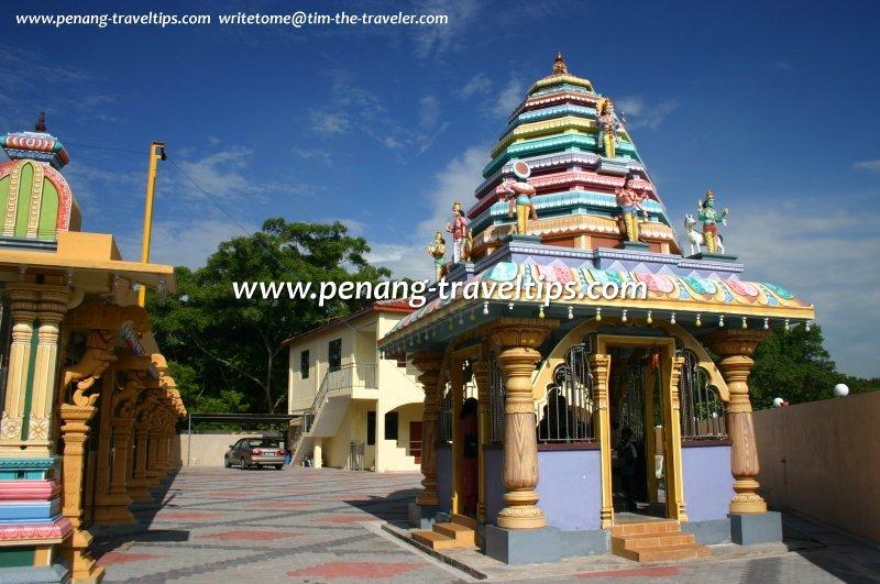 Arulmigu Karumariamman Temple compound