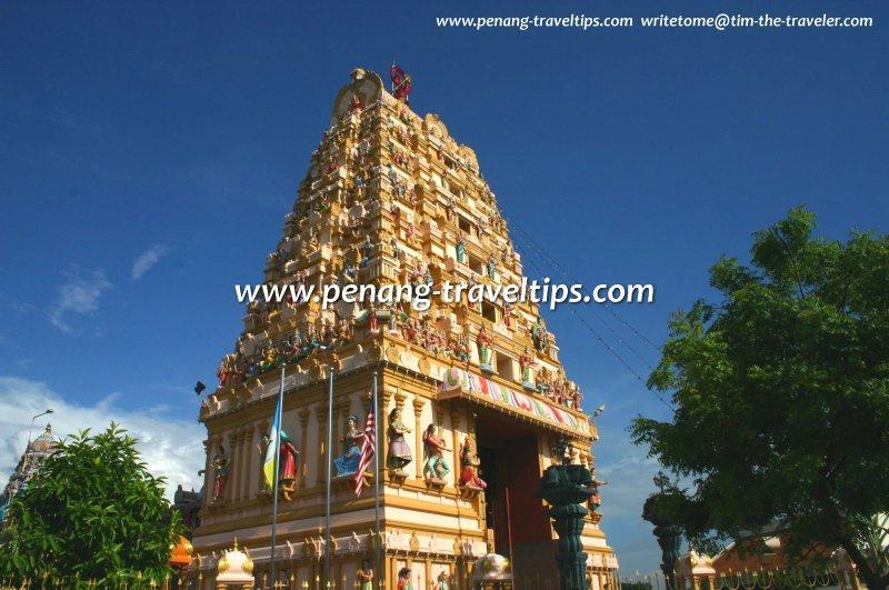 Arulmigu Karumariamman Temple, Seberang Jaya