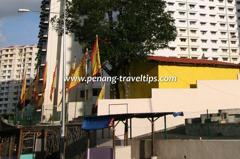Asia Heights Tou Mu Keong Temple