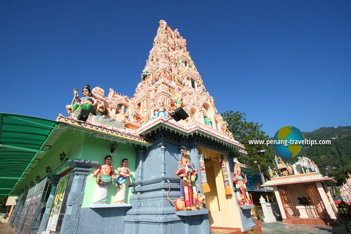 Air Itam Mahamariamman Temple